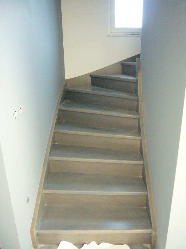 Lesene stopnice