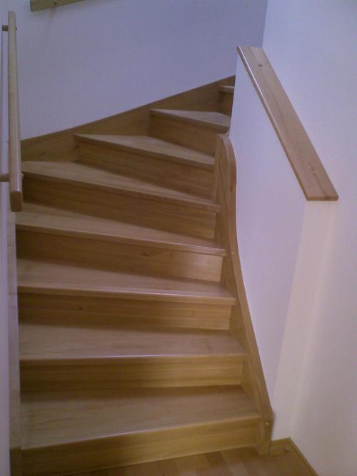 Izdelava stopnic
